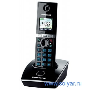 Радиотелефон Panasonic KX-TG8051RUB