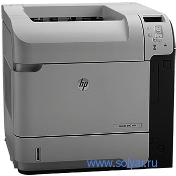 Принтер HP LaserJet Enterprise 600 M601dn (CE990A)