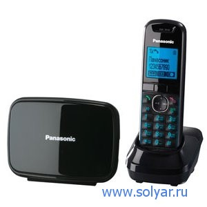 Радиотелефон Panasonic KX-TG5581RUB