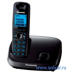 Радиотелефон Panasonic KX-TG6511RUB