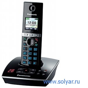 Радиотелефон Panasonic KX-TG8061RUB