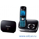 Радиотелефон Panasonic KX-TG6541RUB
