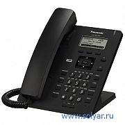 Проводной SIP телефон PANASONIC KX-HDV100RUB
